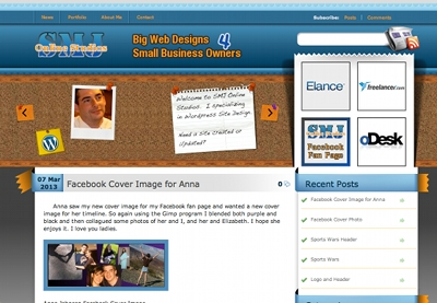 SMJ Online Studios screen shot